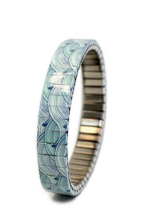 Bracelet extensible turquoise 10