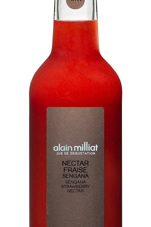 Nectar de fraise sengana 33cl