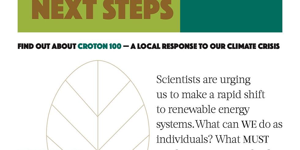 Croton Climate Action - Next Steps