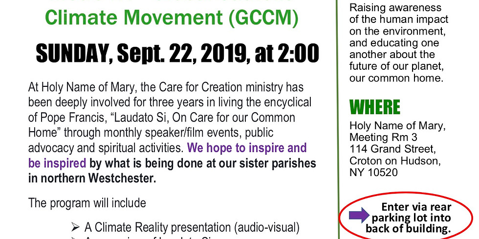 Northern Westchester Hub Event
