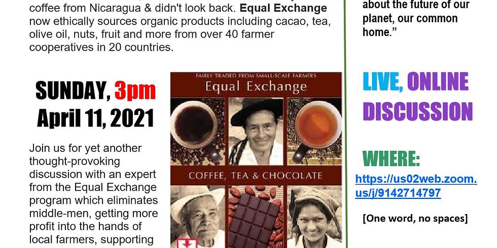 MEET Equal Exchange
