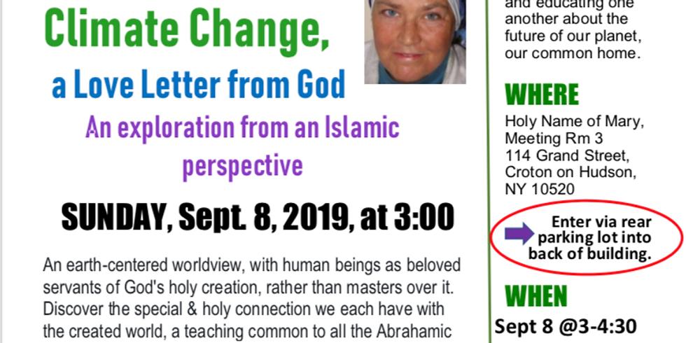 Sustainable Sunday Presentation - September 8