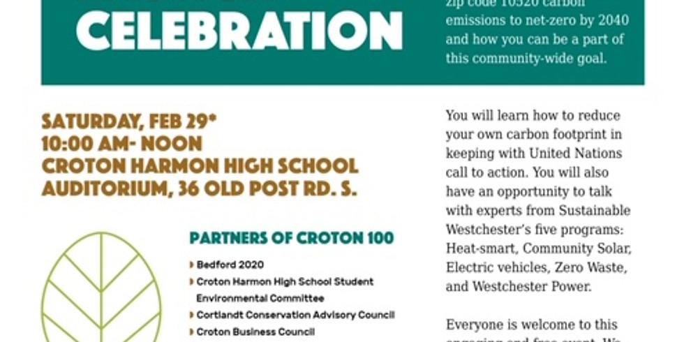 Croton100 Launch Celebration