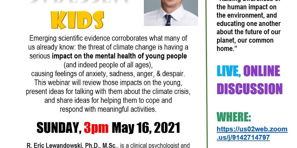 Climate Stressed Kids