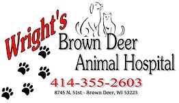 Wrights Brown Deer Animal Hospital.png
