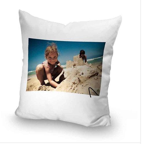 Cushion cover print