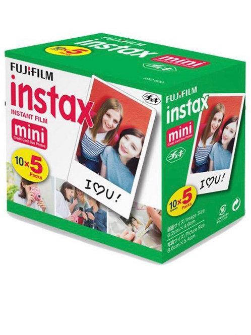 Fujifilm Instax Mini Film 50 Sheets