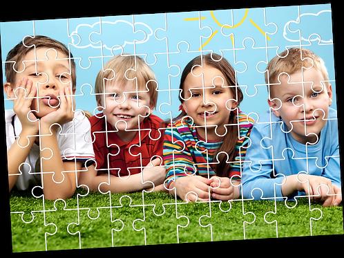 Jigsaw A4