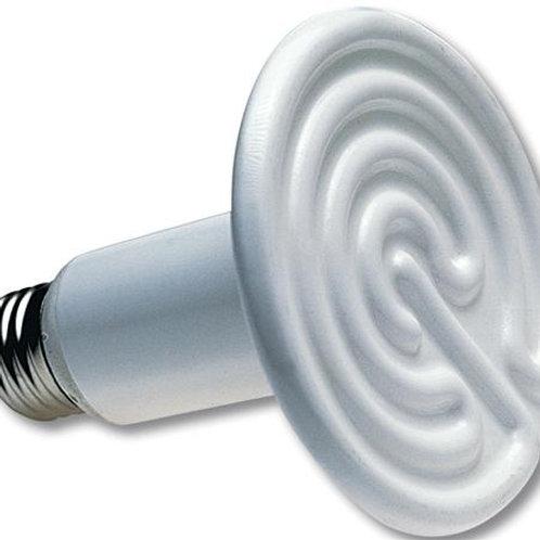 White 250 Watt Ceramic Emitter Heater Bulb