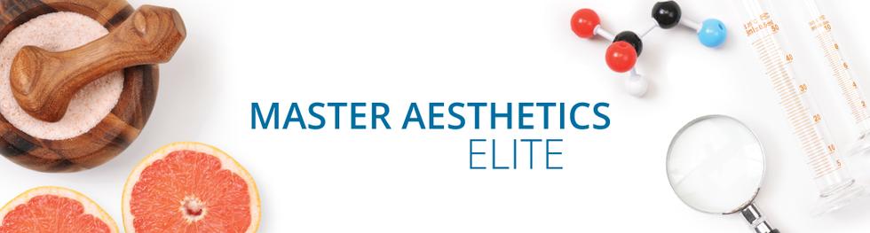 MASTER AESTHETICS ELITS