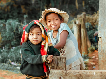 Мьянма: умей радоваться мелочам сквозь колючую проволоку