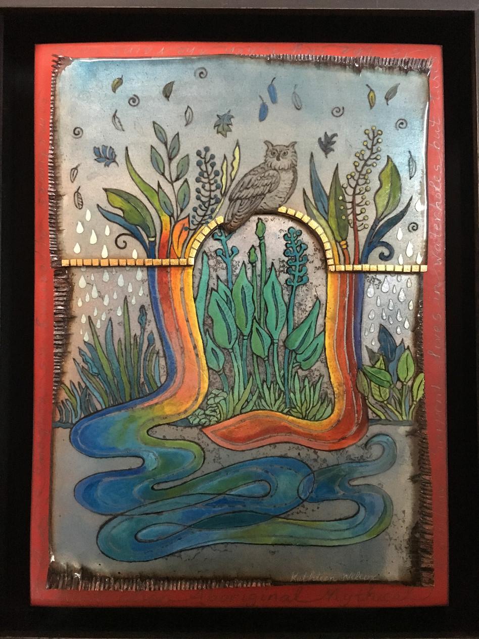 Mythical Rainbow Serpent
