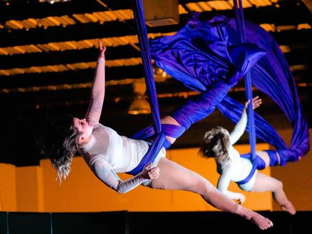 April 2021 | Gainesville Circus Center Student Showcase