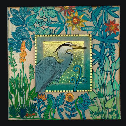 Garden Heron