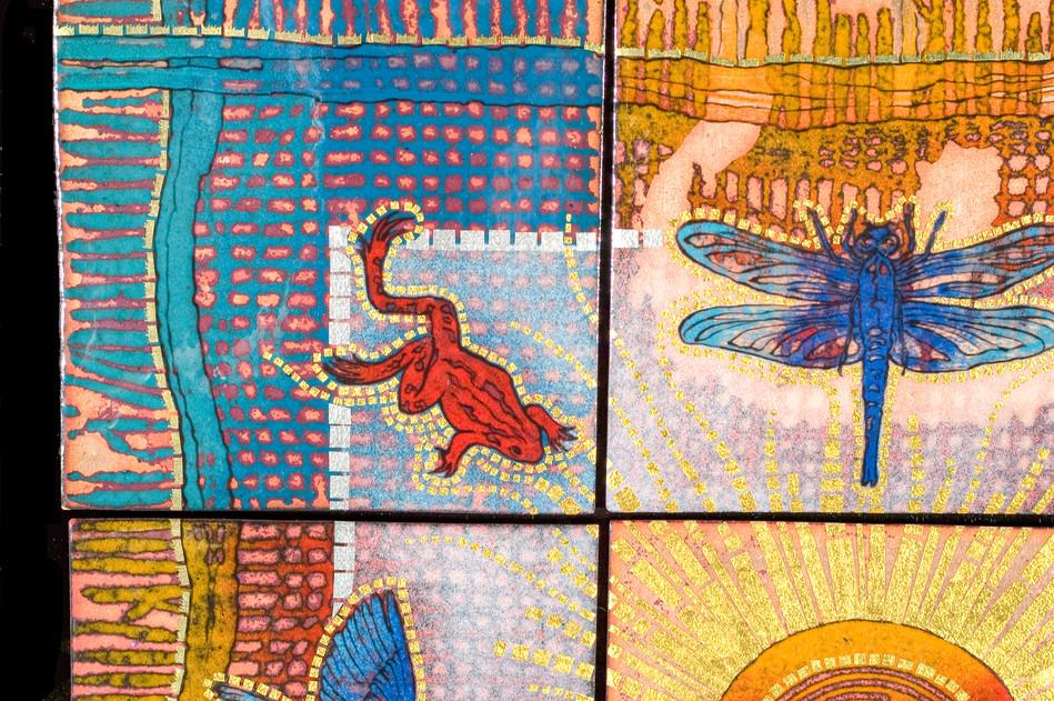 Sol Dance (Detail)