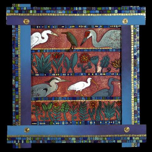 Swamp Dance Birds