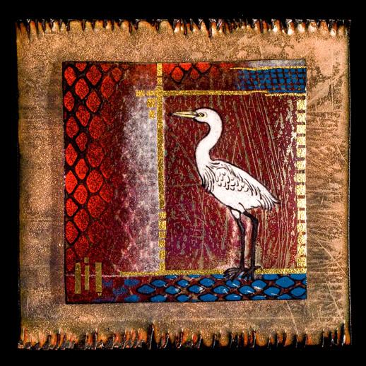Egret Red