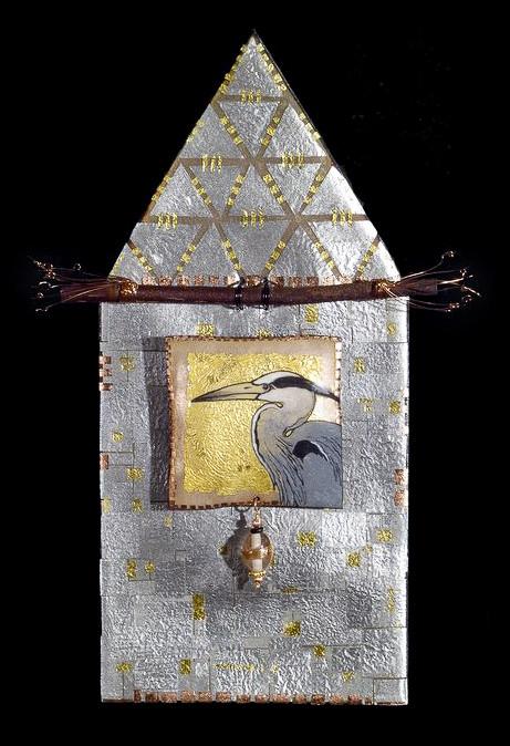 Avé Heron Silver