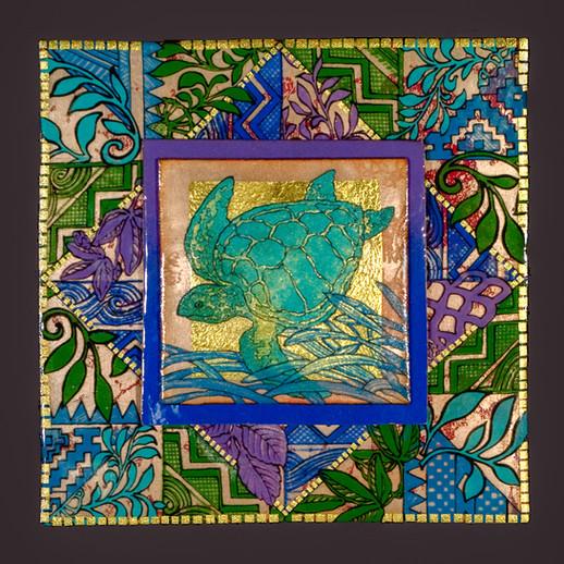 Sea Turtle Quilt