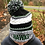 Thumbnail: Pom-Pom Embroidered Hat