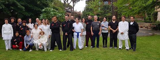 Seminario Maestro G.PACE, Mayo 2018