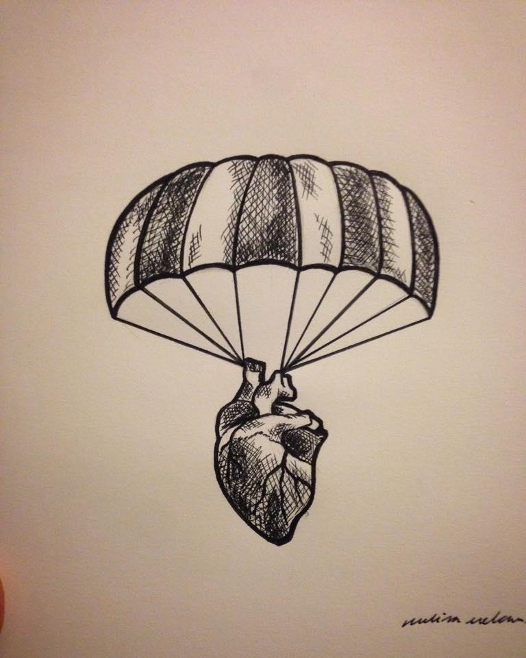parachute-heart