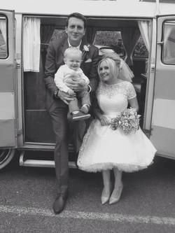Kelly & Lewis's Wedding