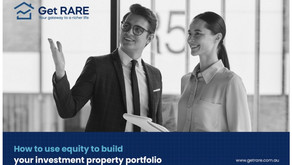 How to use equity to build your investment property portfolio