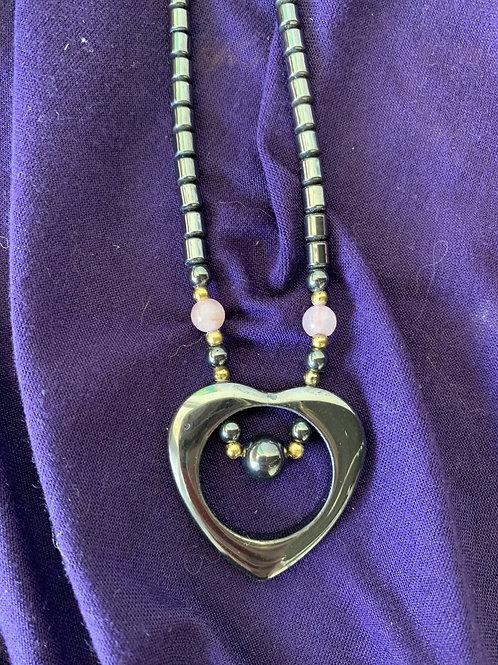 Handmade Hematite Necklaces