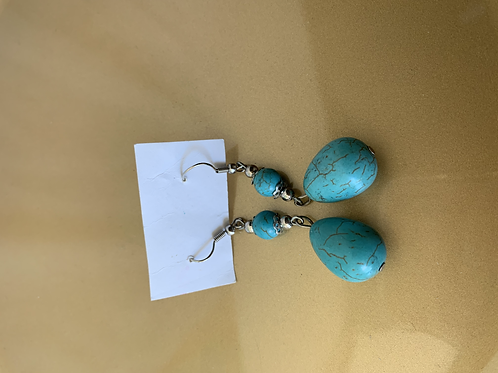 Handmade Dangling Earrings