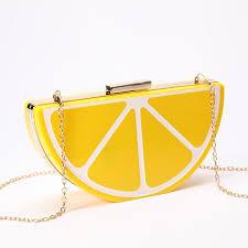 bolsa de limão