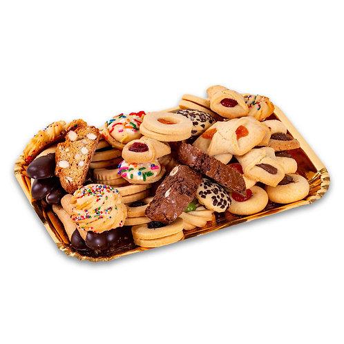 2 lbs mixed Cookies