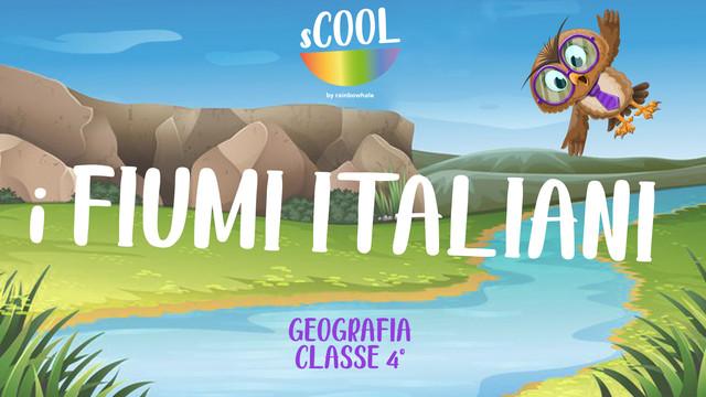 I Fiumi Italiani