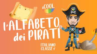 L'Alfabeto dei Pirati