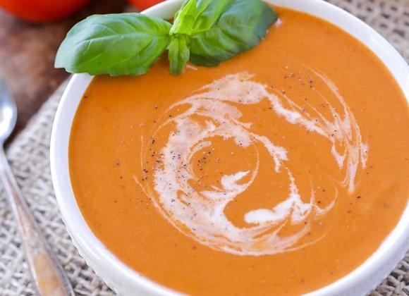 San Marzano Tomato Bisque (GF) ~ Serves 4