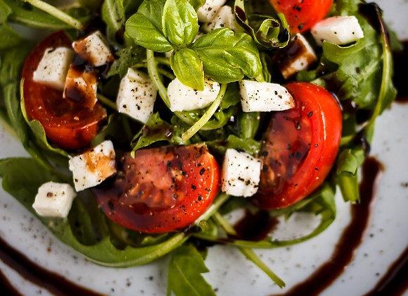 Quinoa Caprese Salad (GF) ~ Serves 4