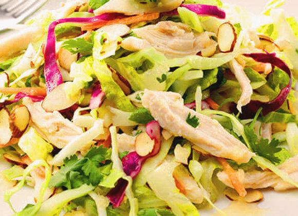 Asian Chicken Salad ~ Serves 4