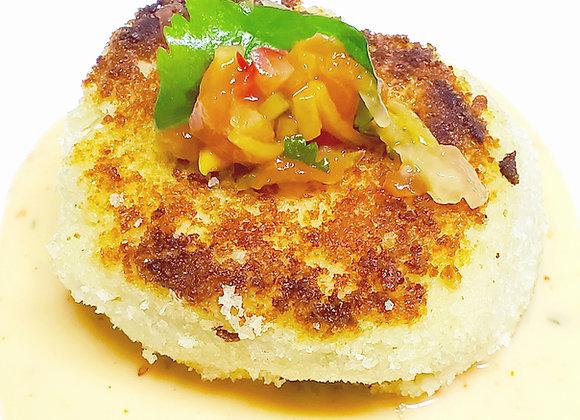 Crab Cake (GF) ~ Serves 1