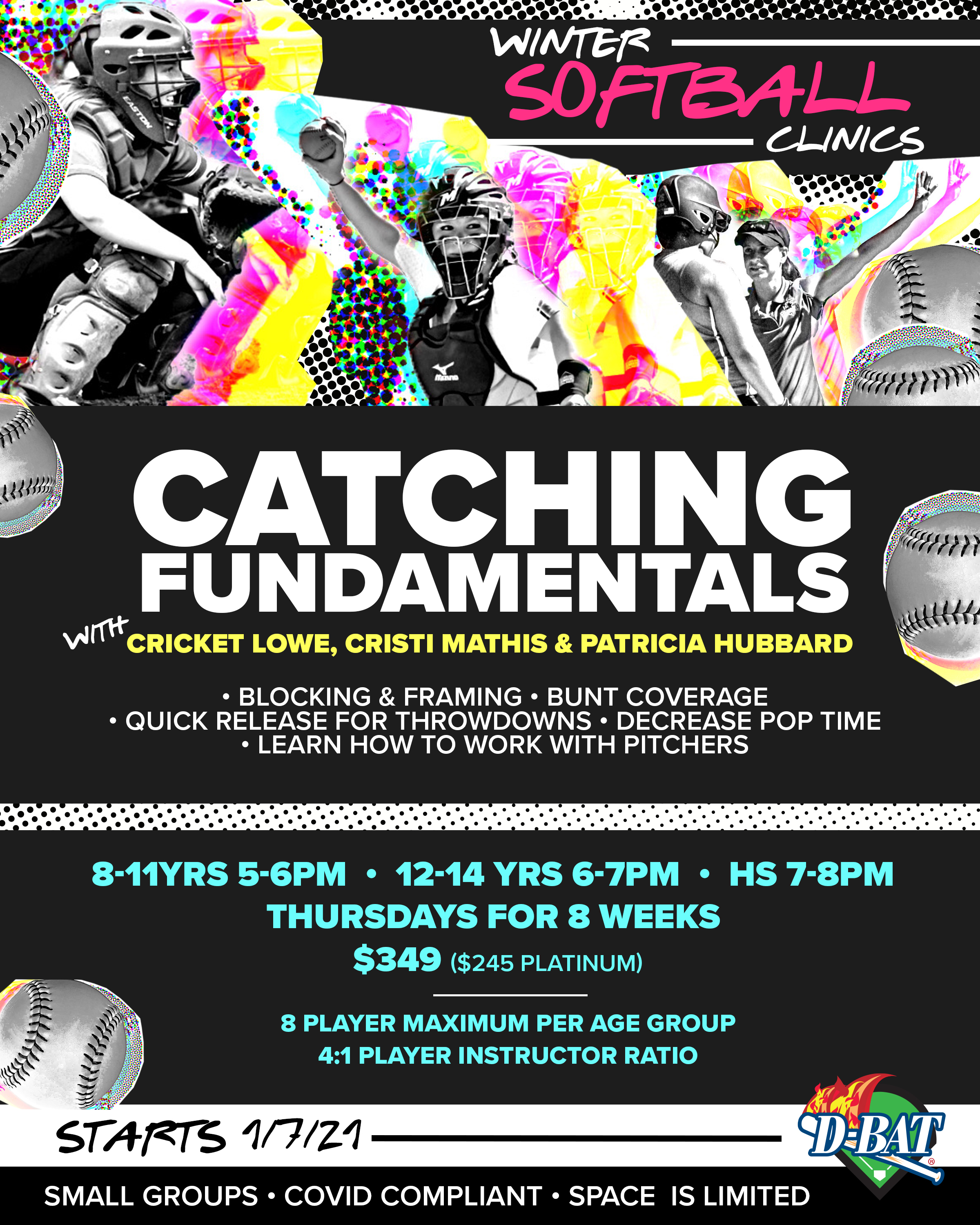 Catching - Click to register