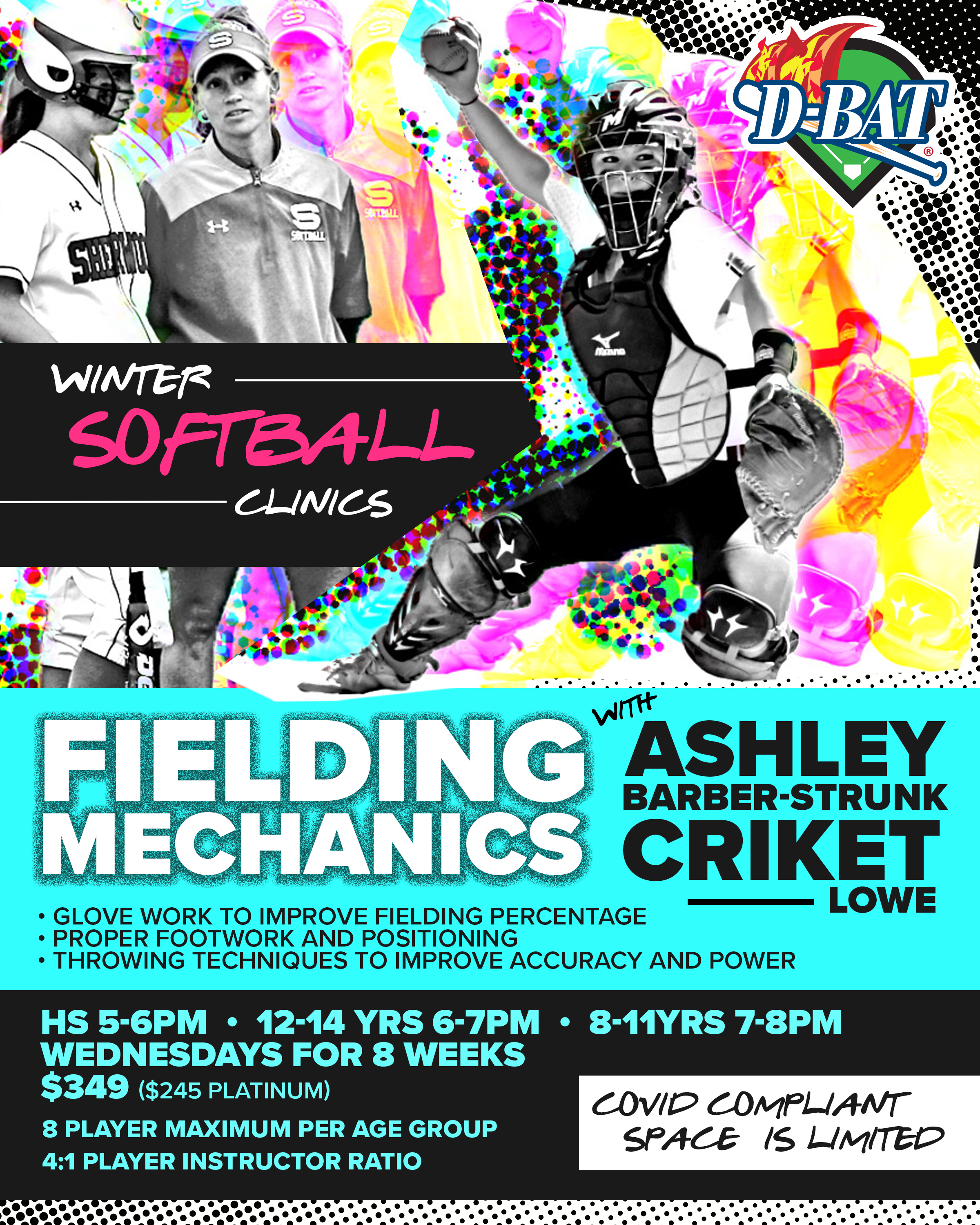 Fielding Mechanics - Click to register