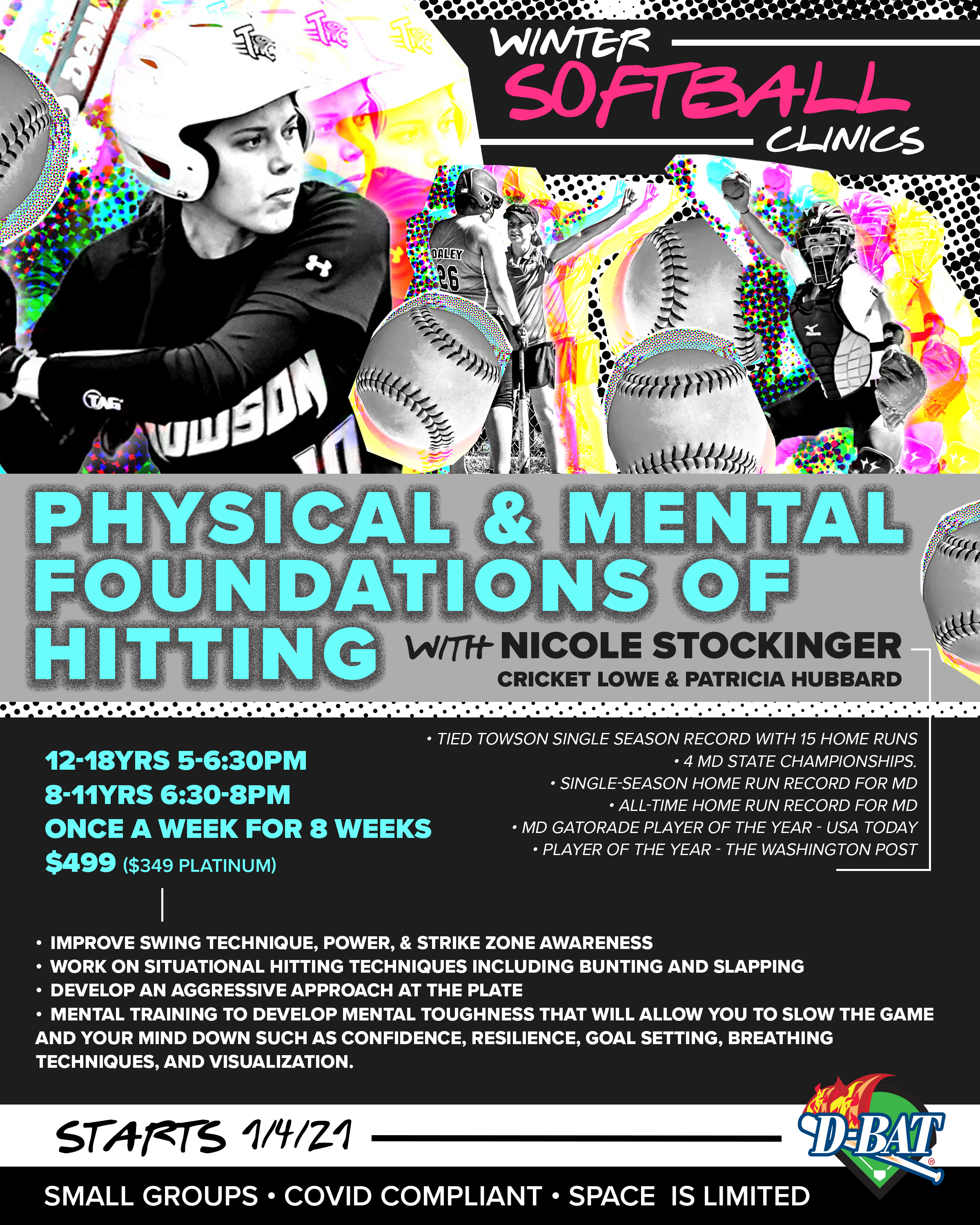 Physical and Mental - Click to register