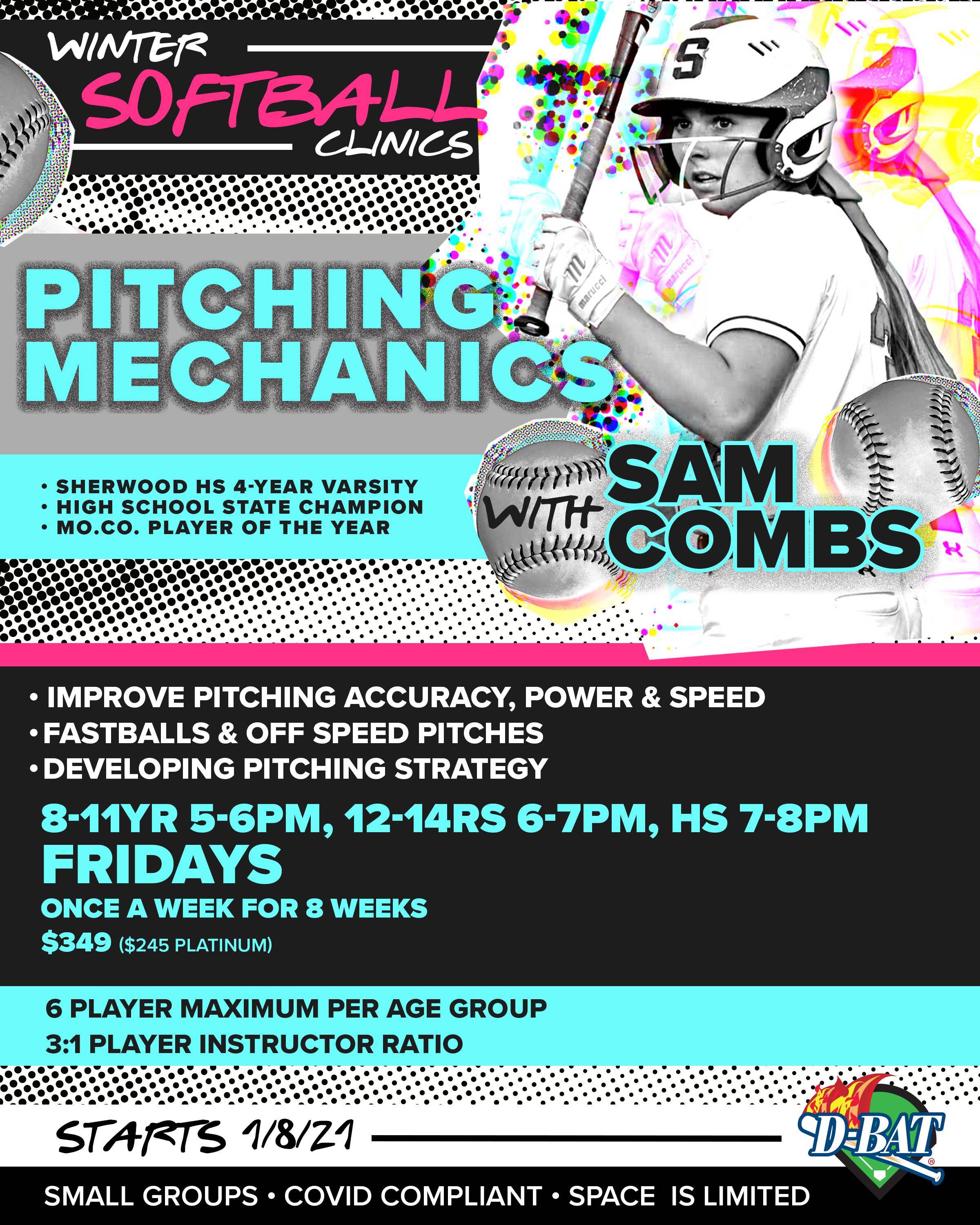 Pitching Mechanics - Click to register