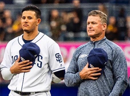 Coach and Machado