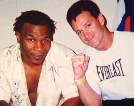 Coach and Tyson
