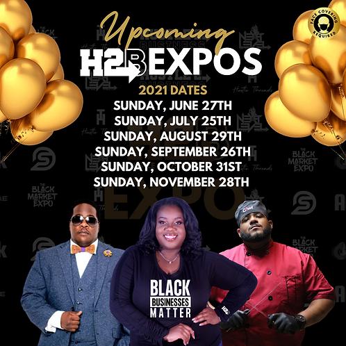 H2B Expo Vendor Fee