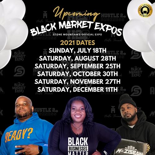 Black Market Expo Vendor Fee