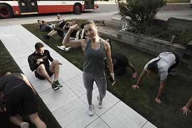 Personal Fitness Trainer Toronto