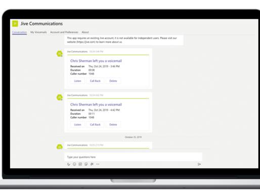 GoToConnect Integra-se com Microsoft Teams