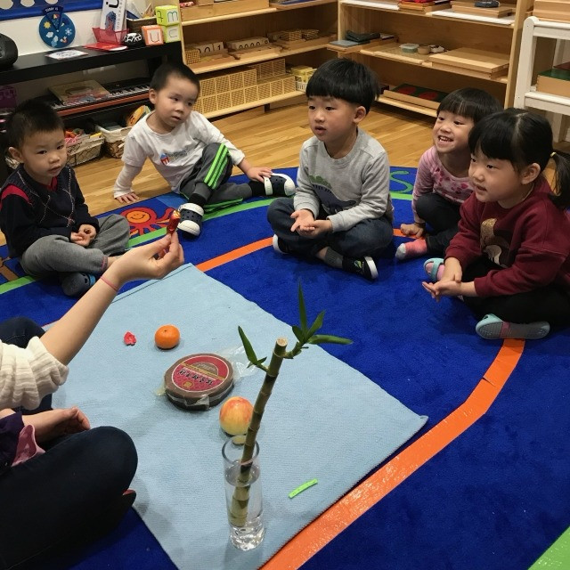 Montessori culture: Lunar new year wishes