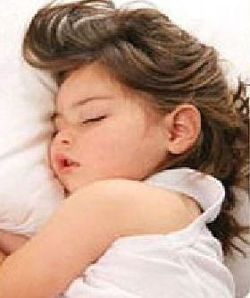 You Are Never Too Young To Sleep on Silk